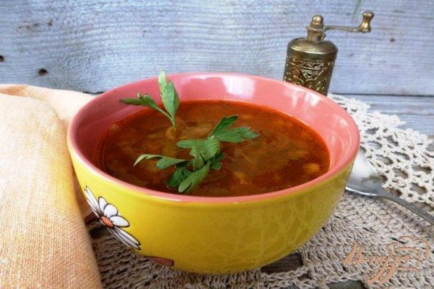 фото рецепта: Суп из чечевицы