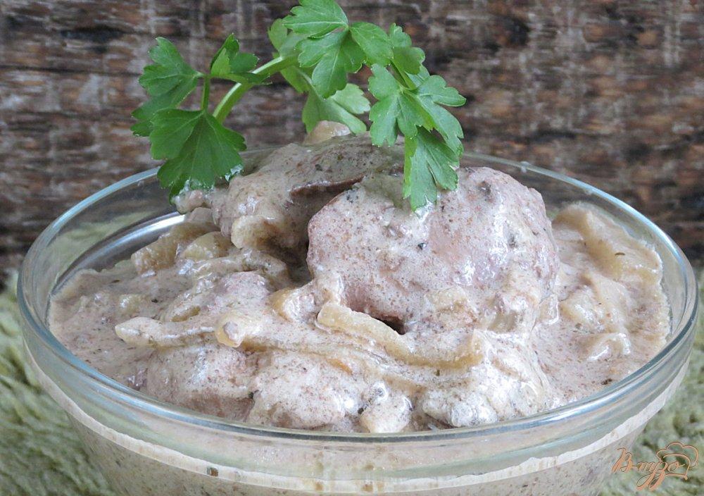 Рецепт фото пошагово с куриной печенкой