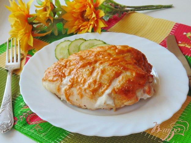 фото рецепта: Запеченная куриная грудка