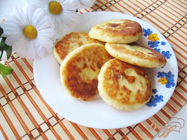 Рецепт сырников из творога с манкой видео