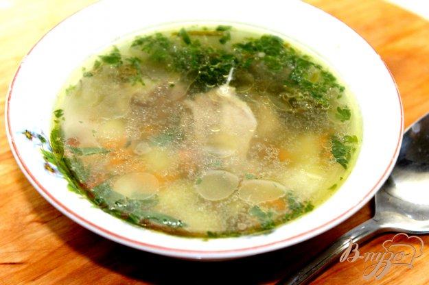 Суп со щавелем рецепт пошаговый с фото