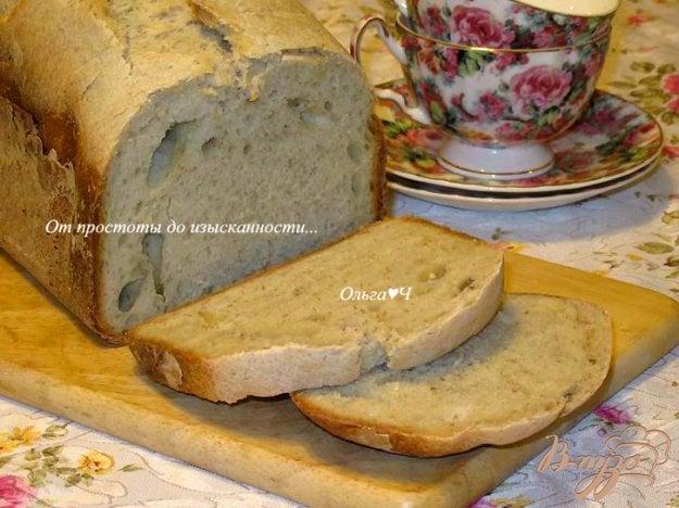 фото рецепта: Сметанный хлеб