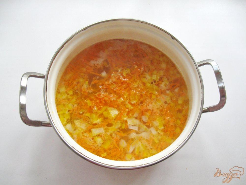 Как сварить суп на курице