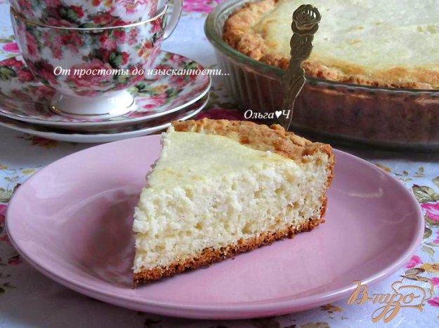 фото рецепта: Творожно-имбирный пирог