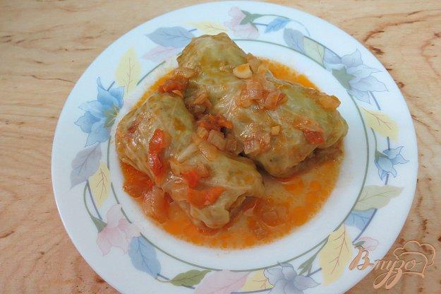 фото рецепта: Голубцы из молодой капусты