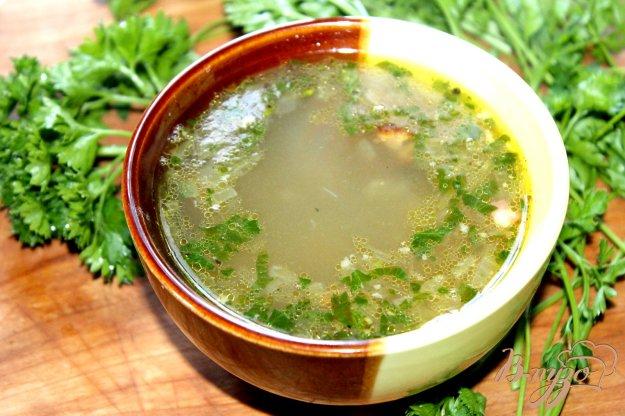 фото рецепта: Суп с копченостями и овощами