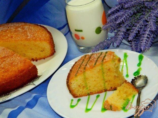 фото рецепта: Лимонный пирог