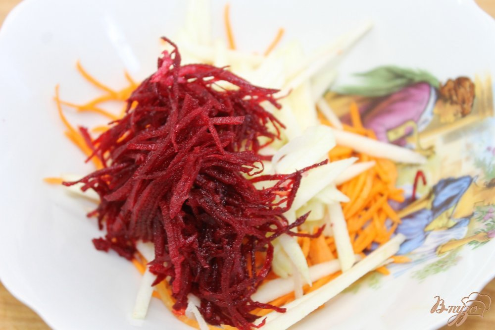 Маринованная Морковь С Яблоком Рецепт
