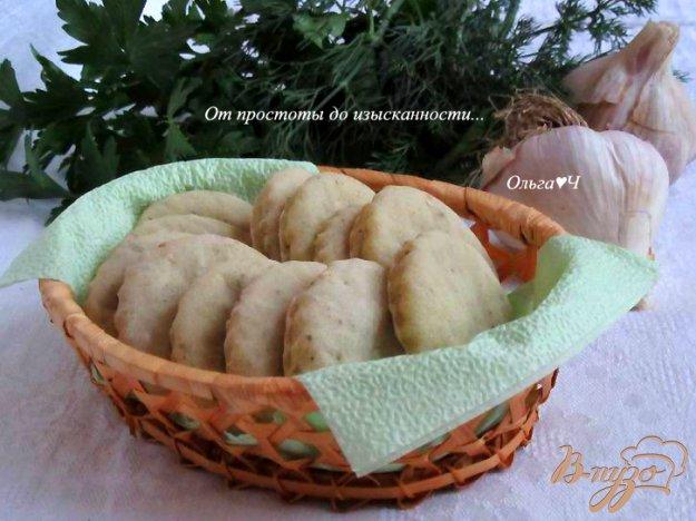фото рецепта: Картофельные закусочные лепешки