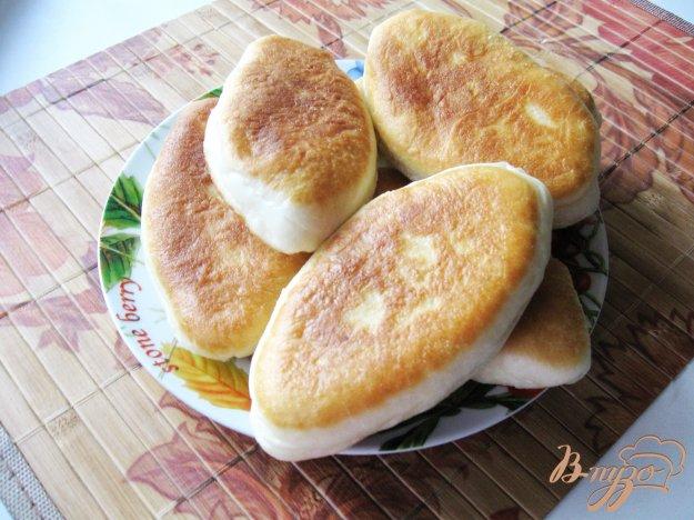 фото рецепта: Пирожки с картофелем и ливером