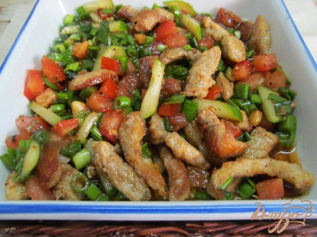 фото рецепта: Салат помидоры