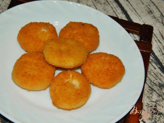 фото рецепта: Нагетсы в кукурузной панировке