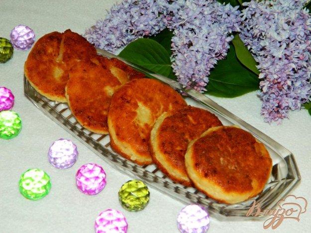 фото рецепта: Сырники прибалтийские