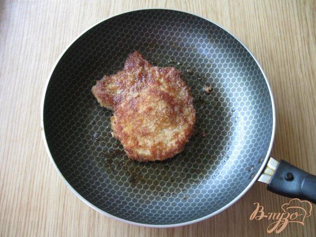 Свинина панировочных сухарях рецепт фото