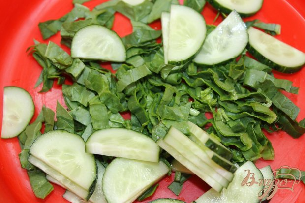 Салат куриная печень грейпфрут
