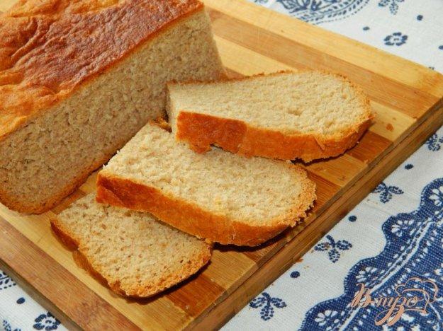 фото рецепта: Хлеб с манкой
