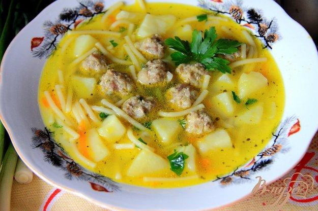 Какой суп можно приготовить с фрикадельками
