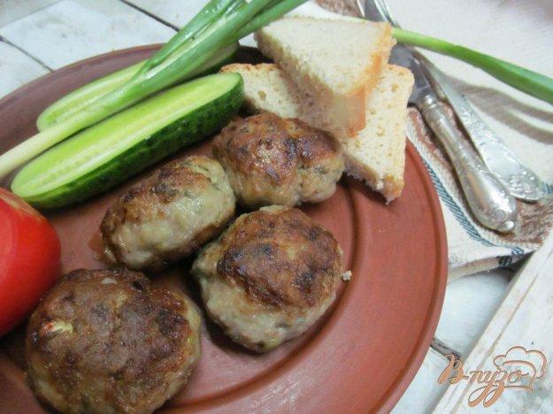 фото рецепта: Котлеты с сыром тофу