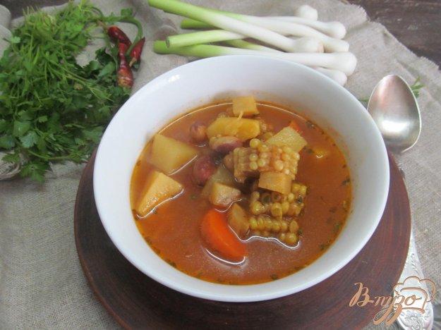 фото рецепта: Старомодный суп