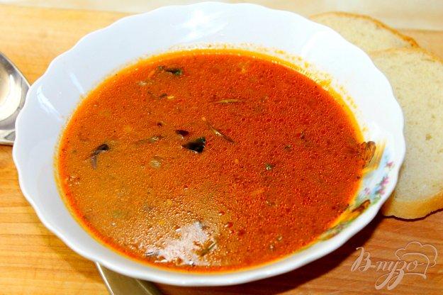 фото рецепта: Рыбный суп из щуки с тимьяном