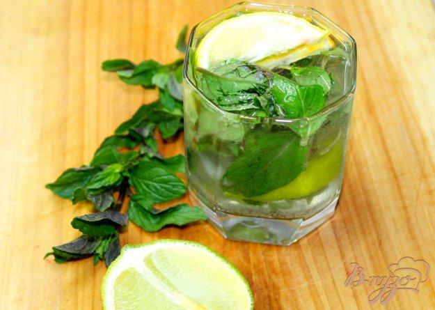 фото рецепта: Цитрусовое мохито