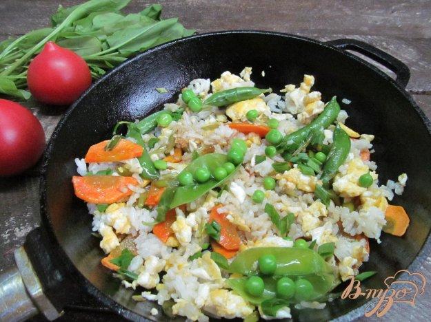 фото рецепта: Овощной рис