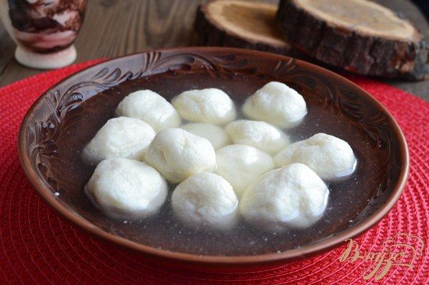 фото рецепта: Расагула (Rasgulla) - индийская сладость