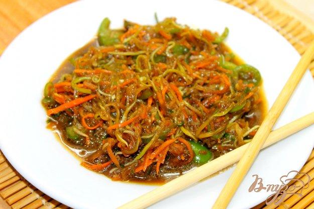 фото рецепта: Овощное рагу по - китайски