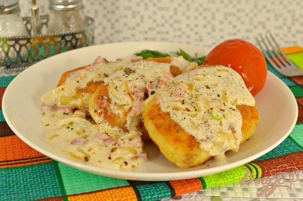 бифштексы со сметанным соусом рецепты