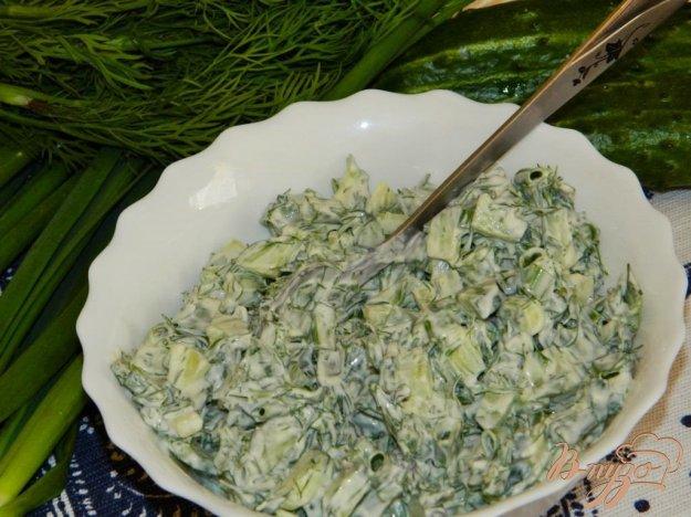 фото рецепта: Витаминный салат