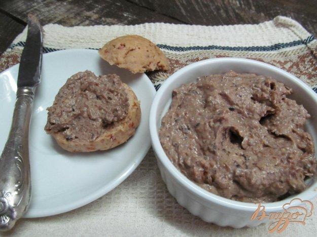фото рецепта: Шоколадная паста с фасолью