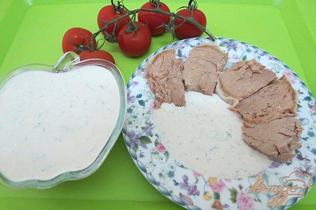 фото рецепта: Соус к отварной свинине
