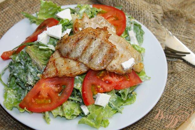 Рецепты салатов с фото приготовления