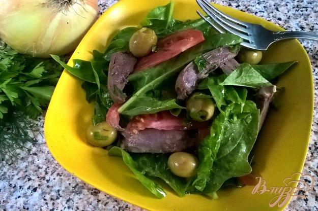 салат с сердечек рецепт с фото