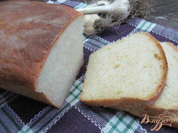 фото рецепта: Белый хлеб на йогурте