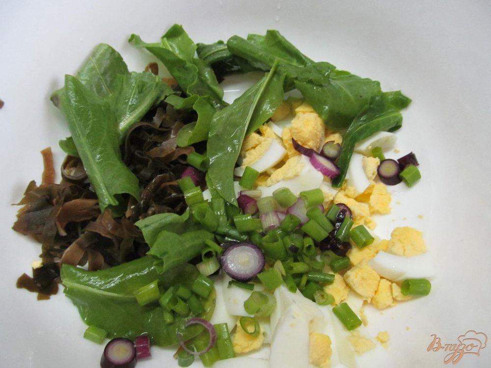 Салат с морской капустой рецепты с простые и вкусные