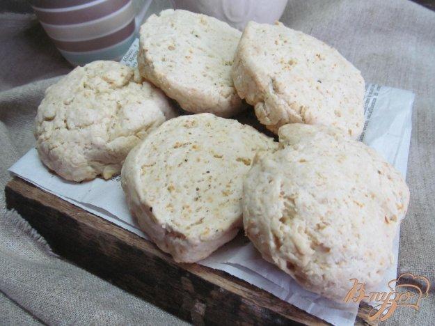 фото рецепта: Американские сырные булочки
