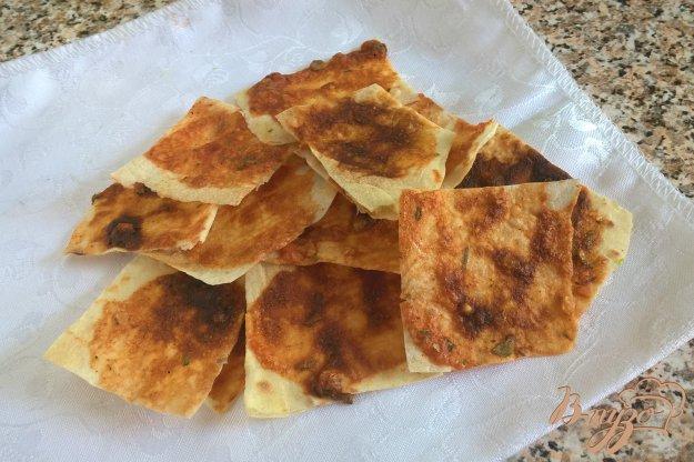 фото рецепта: Чипсы из лаваша