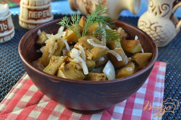 фото рецепта: Баклажаны со вкусом грибов