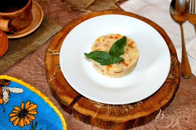 фото рецепта: Кус - кус с сухофруктами и миндалем