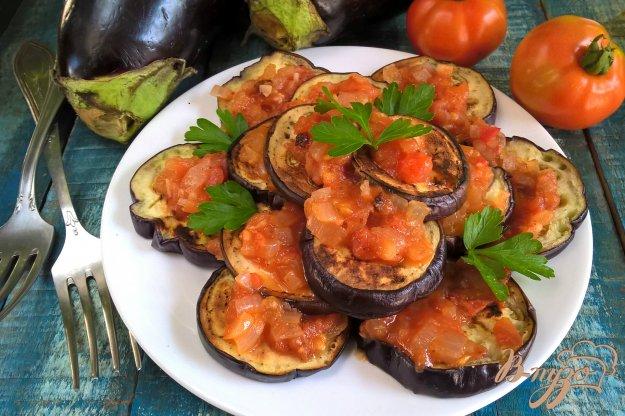 фото рецепта: Баклажаны в соусе суго