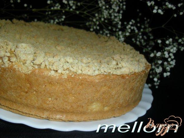 фото рецепта: Пирог яблочный sour cream apple pie