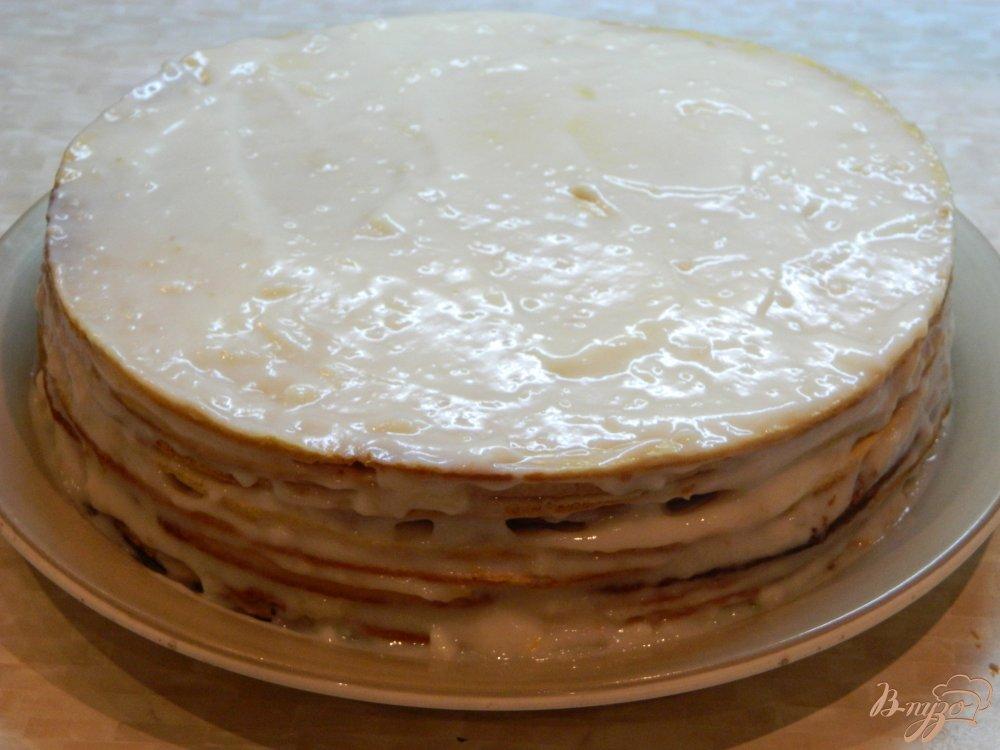 Медовик с кремом пошаговый рецепт