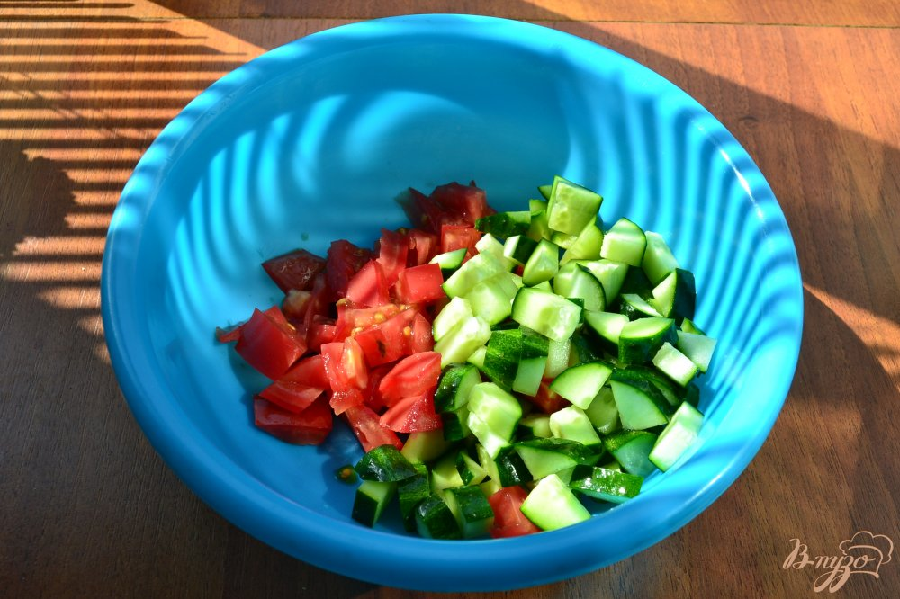 Салат с огурцов на зимуы как свежий