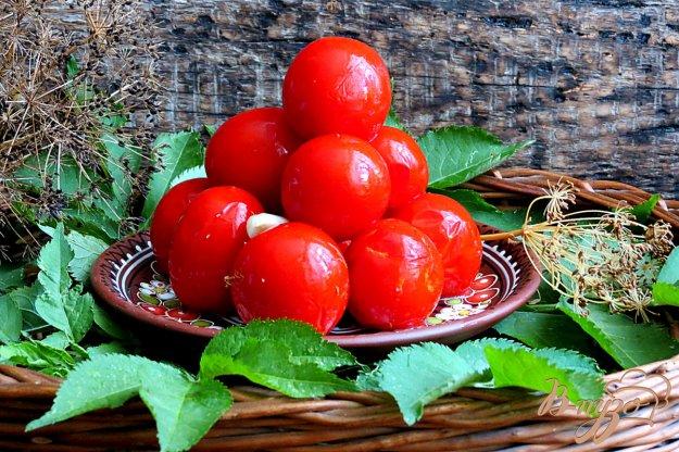 фото рецепта: Малосольные помидоры