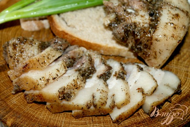 фото рецепта: Свиные щечки с чесноком и специями