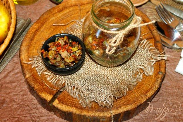 фото рецепта: Заправка для гарниров из утиного жира с овощами