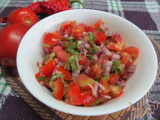 фото рецепта: Соус пико-де-гайо