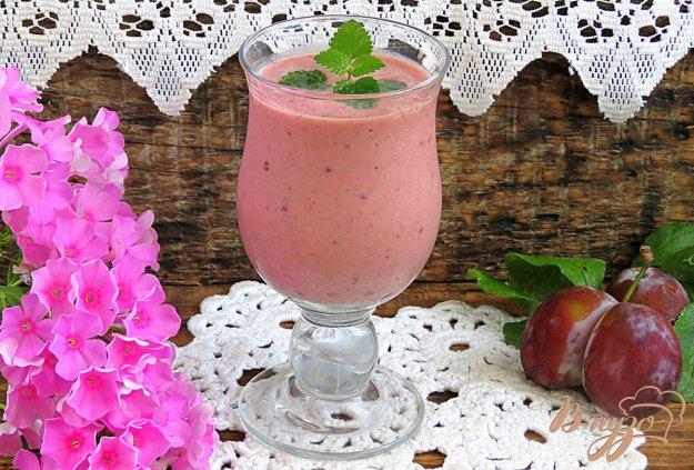 фото рецепта: Молочно фруктовый кокткйль