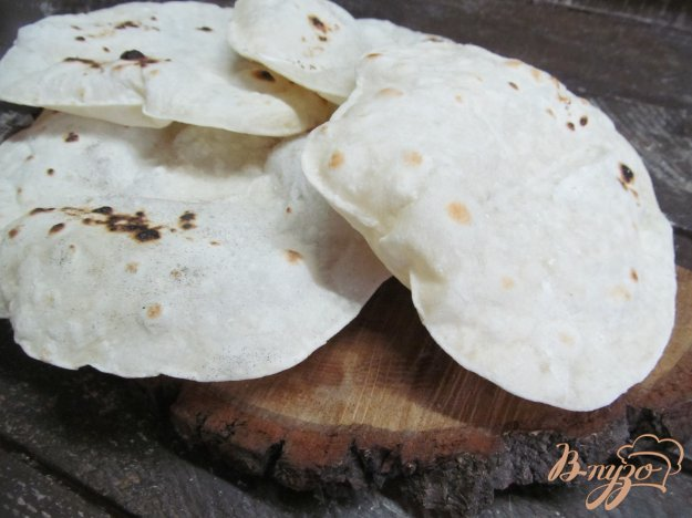 фото рецепта: Чипати - индийский хлеб